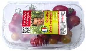 mixed tomatoes