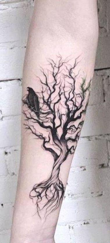 Terrific Tree Drawing Tattoo 38 Concepts Concepts Drawing Tattoo In 2020 Tree Tattoo Drawings Tree Tattoo Men Tree Tattoo Designs