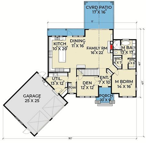 Plan 280011jwd Stunning 3 Bedroom Modern Farmhouse With Angled Garage Garage House Plans How To Plan Modern Bedroom