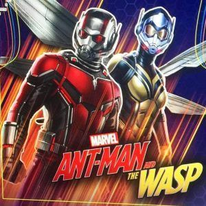 Ant Man And The Wasp Wasp Movie Antman And The Wasp Wasp