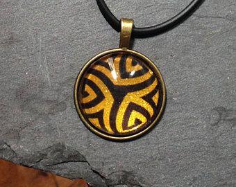 Pendentif Triskel Celtique de Bretagne