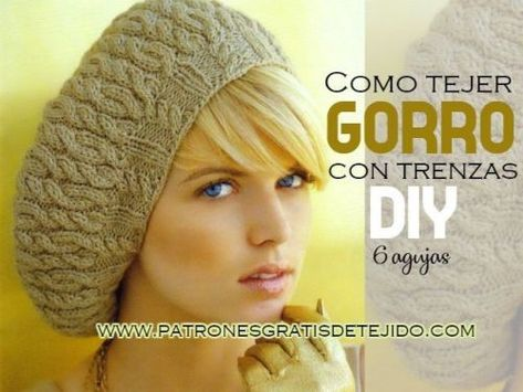 List of pinterest gorro de lana mujer dos agujas images gorro jpg 473x355  Gorros para frio e10fa1f45143