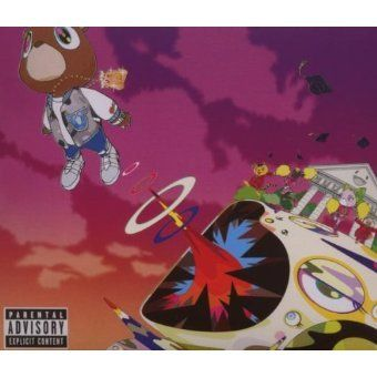 Kanye West Can T Tell Me Nothing Jango Kanye West Album Cover Graduation Album Rap Album Covers