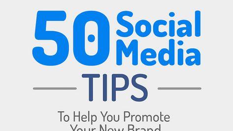 50 Unique Social Media Marketing Tactics