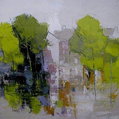 Expositions permanentes, images des oeuvres présentées en Galeries d'art #LandscapeArtwork