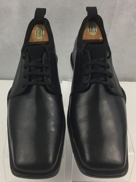 Kenneth Cole Men/'s Dress Shoe 9.5 Black
