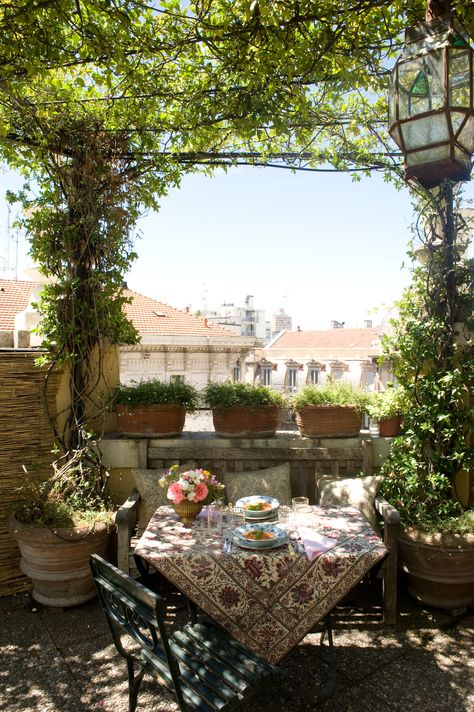 Laura Sartori Rimini Rule Book Dream Apartment Balcony