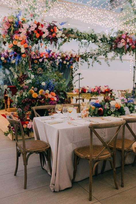 Gorgeously Colourful Muslim Wedding Festival at Cavalli Estate by Michelle du Toit | SouthBound Bride
