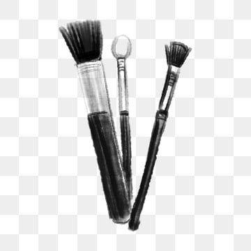 Beauty Makeups Black Makeup Brush Make Up Woman Makeup Beautiful Png Transparent Clipart Image And Psd File For Free Download In 2020 Creative Makeup Makeup Clipart Makeup