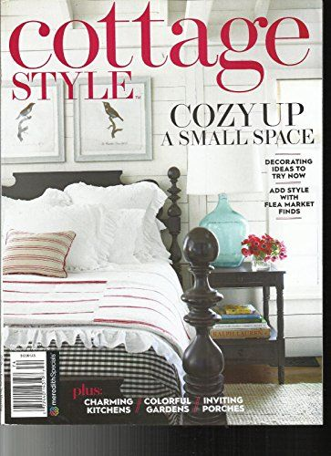 Tremendous Cottage Style Magazine Cozy Up A Small Space Fall Winter Interior Design Ideas Grebswwsoteloinfo