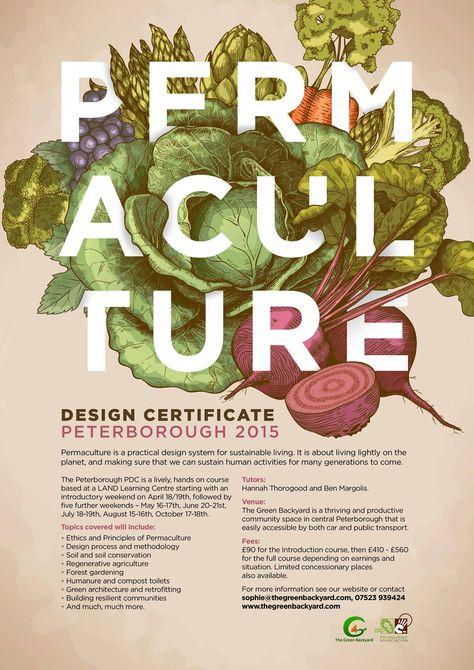 Permaculture Design Certificate, Peterborough 2015  The Green Backyard