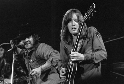 Savoy Brown Band, Kim Simmonds and Vocalist Dave Walker, Long Beach Arena, Long Beach CA, July 26, 1974