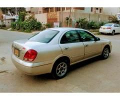 Nissan Sunny 2003 Registered In 2009 Fully Loaded And Original Car