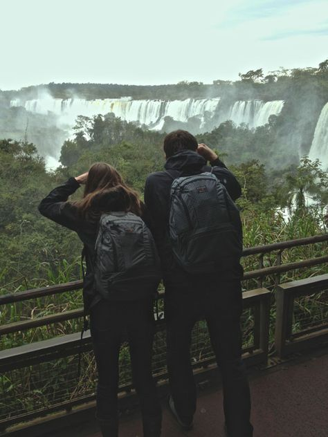 "Site seeing at Iguazu Falls in Argentina >>> I'd love to go here, have you been? - >> I'd love to go here, have you been?""> Site seeing at Iguazu Falls in Argentina >>> I'd love - Adventure Awaits, Adventure Travel, Beach Adventure, Bungee Jumping, Adventure Is Out There, Adventure Couple, Travel Goals, Travel Rewards, Travel Style"