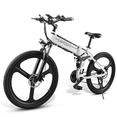 Samebike Lo26 Moped Electric Bike Smart Folding Bike E Bike Us