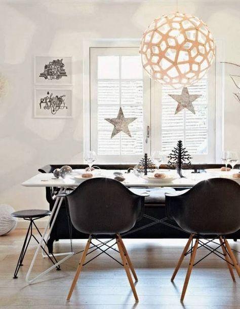 20 idées deco de salles à manger design et contemporaine - Decoration Salle A Manger Design