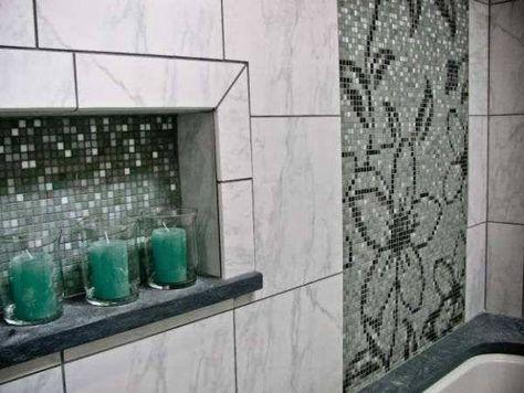 badezimmer fliesen mosaik badezimmer mosaik boden perfect ...