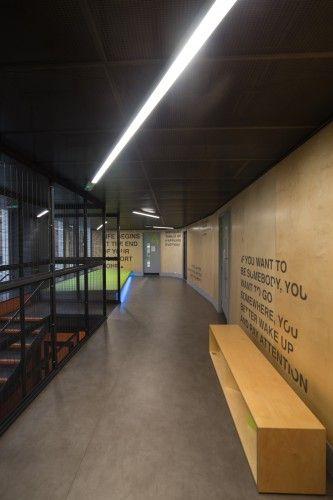 Urdang Performing Arts Academy Design Consultant