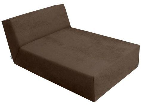 Tom Tailor Recamiere Braun 94cm Elements Furniture Floor Chair Lounge