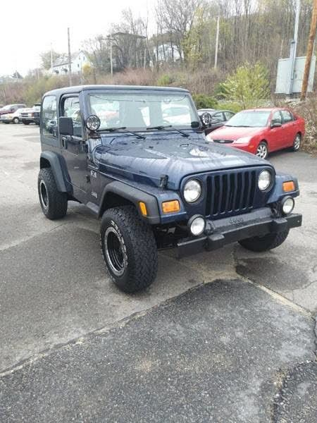 Used 1987 Jeep Wrangler For Sale In Cockeysville Md Cargurus