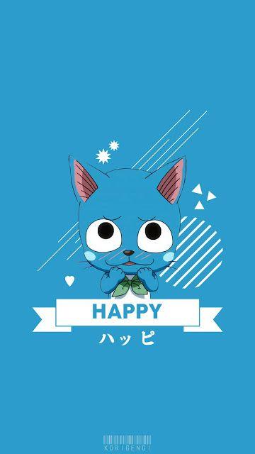 Happy Fairy Tail Happy Fairy Tale Anime Fairy Tail Art
