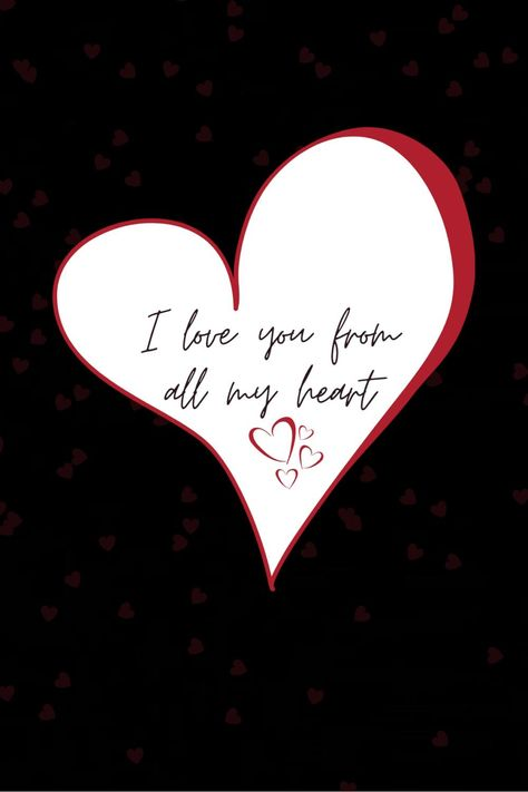 I love you from all my heart video