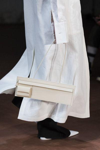 Jil Sander at Milan Fashion Week Fall 2019 - Details Runway Photos