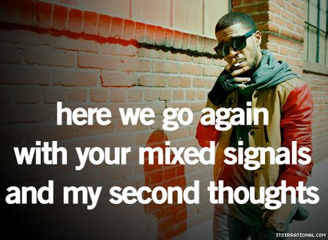 Been In This Situation Far Too Many Timesquote Is From Kid Cudi