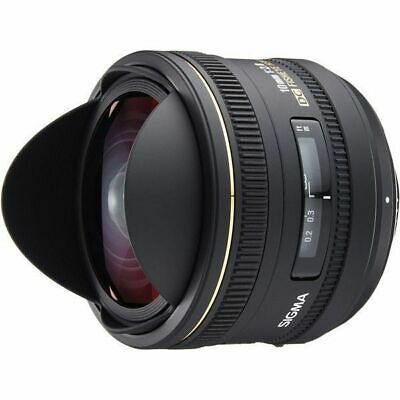 Ad Used 1 Year Warranty Sigma 10mm F2 8 Ex Dc Hsm Canon Store Exc In 2020 Sigma Lenses Canon Store Lenses