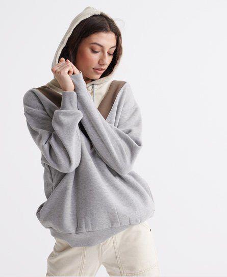 Superdry Sweat à capuche à chevrons Alchemy - Jusqu'à -70 % sur les grands marques de mode, bijoux, parfums, montres, articles de sport, etc...