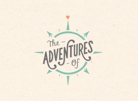 Referência#2 Logo Lettering Combinação de lettering e elementos de ilustração)