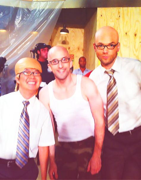 The deans of Greendale Community College