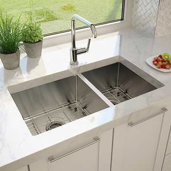 Artika Tryton 60 40 Kitchen Sink In 2019 Sink Home Reno