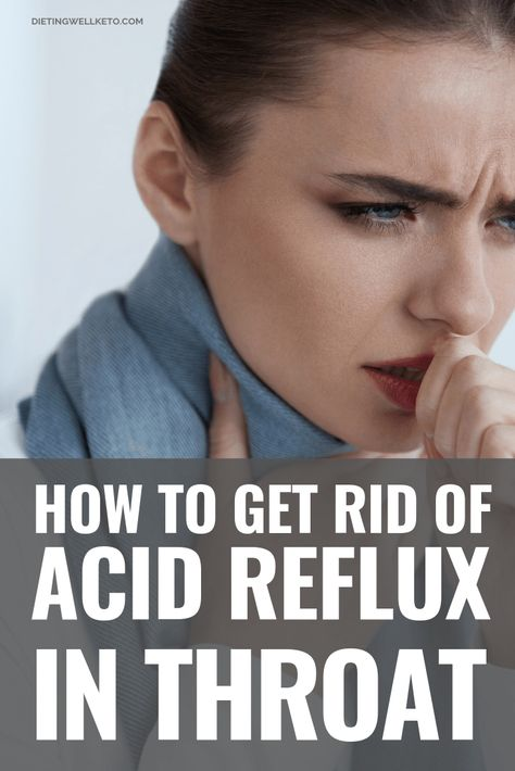 A combination of dietary changes, behavioral changes, and natural remedies, you can conquer acid reflux permanently without having to resort to harsh pharmaceuticals and chew on chalky antacids. Read on to learn how!  #acidreflux #heartburn