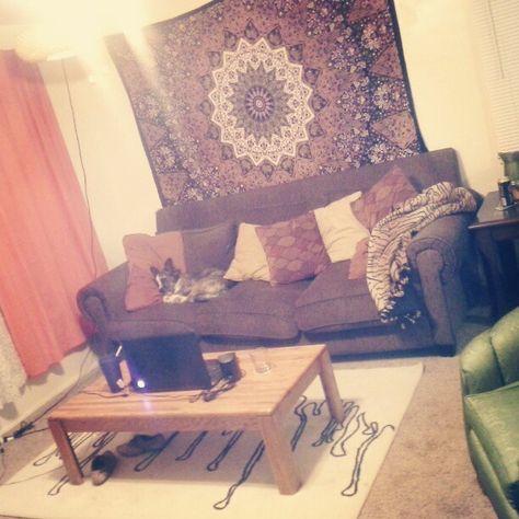I love my living room  Photo by petrehailey