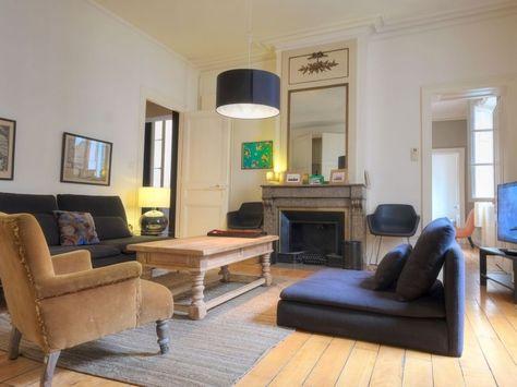 Location Courte Duree Lyon Bellecour Appartement Meuble 6 Personnes Riva Lofts Suites Appartement Meuble Mobilier De Salon Meuble