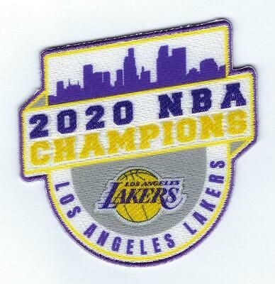 Official 2020 Nba Finals Champions Los Angeles Lakers Collectible Patch Ebay In 2020 Los Angeles Lakers Nba Finals Nba