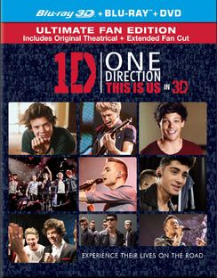 One Direction This Is Us Blu Ray Direction Blu Ray