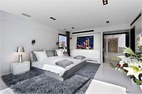 Grau Mobel Ideen Warme Graue Farbe Farben Farbe Grau Schlafzimmer