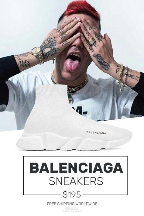perfect Balenciaga Speed Trainers Mid