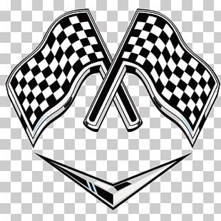 Racing Flags Auto Racing Logo F1 Racing Banner Two Checked Flags Png Clipart Clip Art Free Clip Art Race Cars