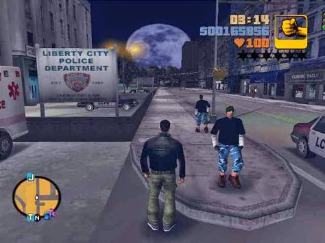 vice city gta 3 game