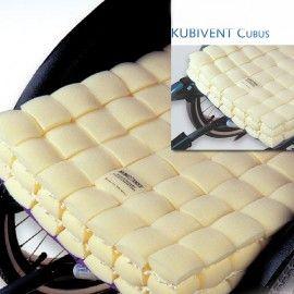 Rollstuhl Sitzkissen Dekubitusprophylaxe Cubus Fa Kubivent