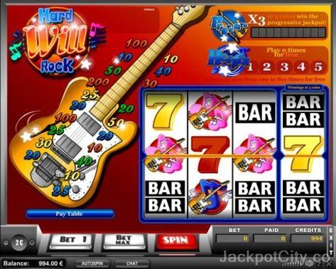 casino outside Slot