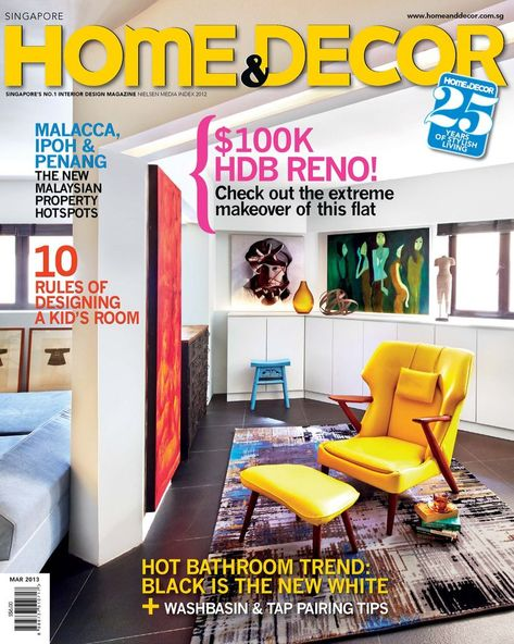 Home & Decor Back Issue March 2013 (Digital)