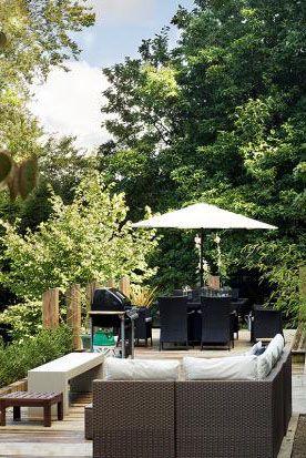 Das Wohnzimmer Nach Draussen Holen Bild 5 In 2020 Gartenmobel Sets Draussen Garten Terrasse