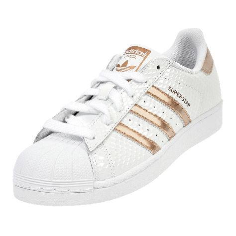 ADIDAS SUPERSTAR SNAKE (WMS) now available at Foot Locker ...