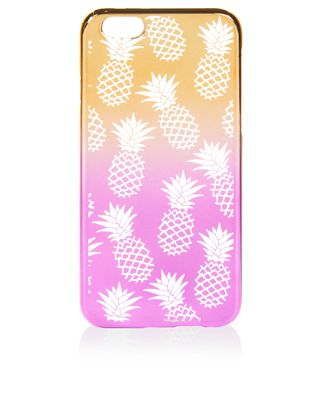 info for a80a8 552a7 Ombre Metallic Pineapple Iphone 6 Case | Metallic | Accessorize ...
