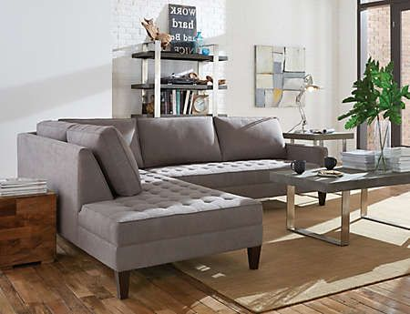 Dune 2 Piece Sectional   Art Van Furniture | Decor | Pinterest | Couch,  Dune And Van