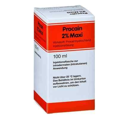 Procain Rowo 2 Maxi Injektionsflaschen Flaschen Und Lagern